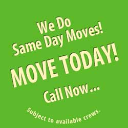 Same Day Movers Austin