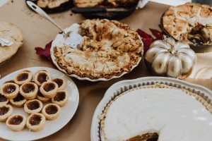 Thanksgiving - Moving Tips